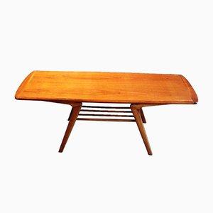 Coffee Table by Louis Van Teeffelen for Wébé, 1950s