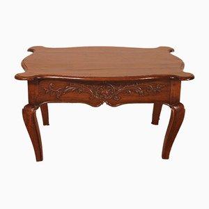 Louis XV Coffee Table in Oak, 18th-Century