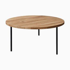 Medium Gruff Oak Coffee Table by Uncommon