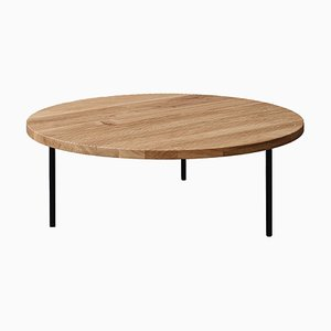 Large Gruff Oak Coffee Table by Uncommon