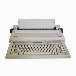 Máquina de escribir electrónica PT-506 de Olivetti, años 80