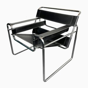 Modell B3 Wassily Chair von Marcel Breuer, Italien, 1980er
