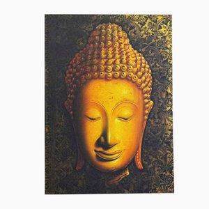 Peinture Bouddha par Ahorey, 2000s