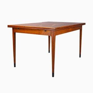 Model No.9 Danish Teak Dining Table by N.O. Møller for J.L. Møllers, 1950s