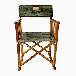 Garden Folding Chair, 1980s