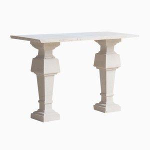 Sandstone Console Table