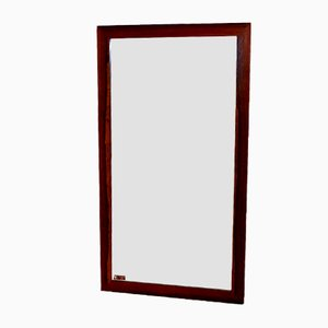 Mirror in Rosewood from Glas & Trä, Sweden, 1960s