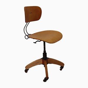 Swivel Chair from Bohler, 1950s