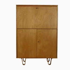 CB07 Birchwood Cabinet by Cees Braakman for UMS Pastoe, 1950s