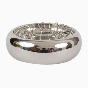Stainless Spirale Ashtray by Achille Castiglioni for Alessi, 1990s