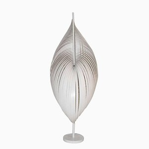 Lámpara de pie Gordes de Henri Mathieu, años 60