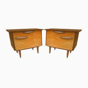 Vintage Bedside Table, 1960s