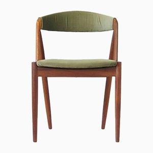 Rosewood Chairs by Kai Kristiansen, Denmark, 1970s, Set of 4