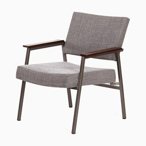 Ladies Armchair with Teak Armrests from Avanti, 1960s