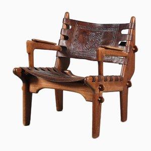 Easy Chair by Angel Pazmino, Ecuador, 1960s