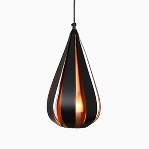 Hanging Lamp by Werner Schou for Coronell Elektro, Denmark, 1960s