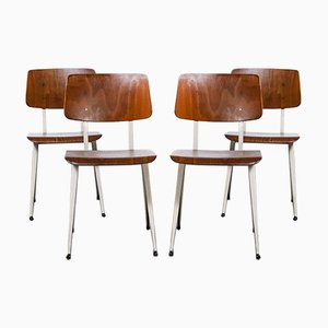 S16 Dining Chairs by Galvanitas, Set of 4