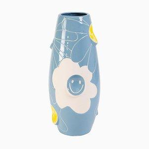 Oko Pop Ceramic Vase by Malwina Konopacka