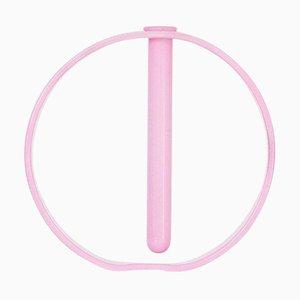Opaque Pink Gaia Vase von Valeria Vasi