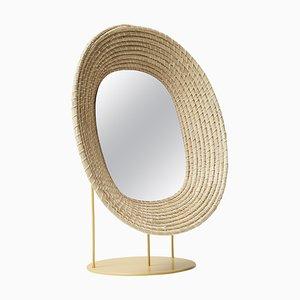 Specchio da terra Killa di Pauline Deltour