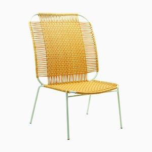 Honey Cielo Lounge High Chair by Sebastian Herkner