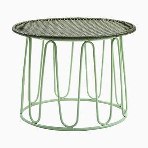 Olive Circo Side Table by Sebastian Herkner