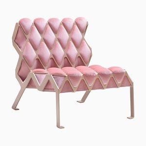 Marie-Antoinette Matrice Stuhl von Plumbum