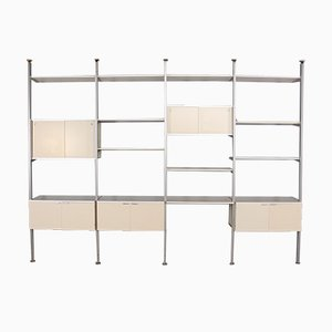 CSS Wall-Unit by Georges Nelson & Herman Miller