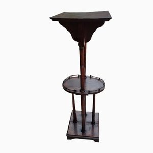 Art Nouveau Wooden Flower Stand or Table