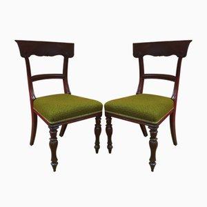 Regency Chairs, Set of 2