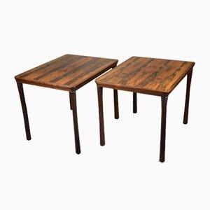Colorado Side Tables by Folke Jonsson for Tingströms, Sweden, Set of 2