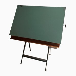 Reply Architect's Drafting Table by Friso Kramer & Wim Rietveld for Ahrend Cirkel, 1959