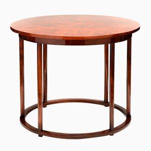 Ovaler Tisch von Josef Hoffmann für Cabaret Fledermaus, 1910er