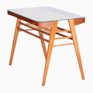 Czech Oak Table, 1950s