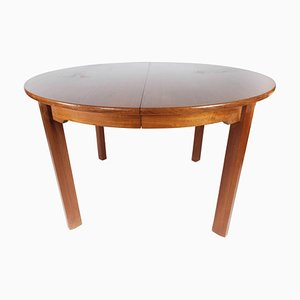 Teak Dining Table with Extension, 1960s