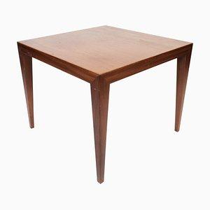 Dänischer Teak Beistelltisch von Haslev Furniture, 1960er