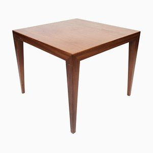 Danish Teak Side Table from Haslev Furniture, 1960s