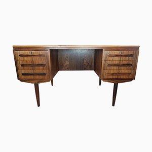 Rosewood Desk in Rosewood by Svenstrup J. for A. P. Møbler, 1960s