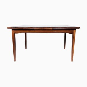 Danish Rosewood Dining Table from Ellegaards Furniture, 1960s