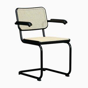 S64 V Freischwinger Bauhaus Classic Stuhl von Thonet
