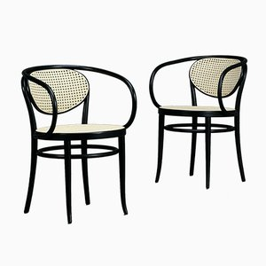 Model 210 R Viennese Coffee House Chair from Thonet