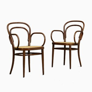 Thonet Model 214 F Viennese Coffee House Chair