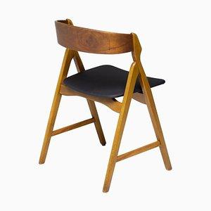 A Frame Teak Danish Dining Chair