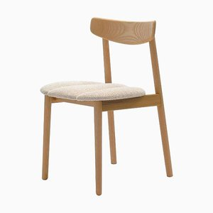 Natural Oak Klee Chair 2 by Sebastian Herkner