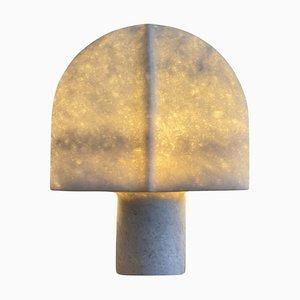 Marmor Tischlampe von Tom von Kaenel