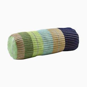 Musgo Chumbes Cylinder Cushion by Mae Engelgeer