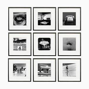Schwarz-Weiß Fotografie Set, 2000-2021, 9er Set