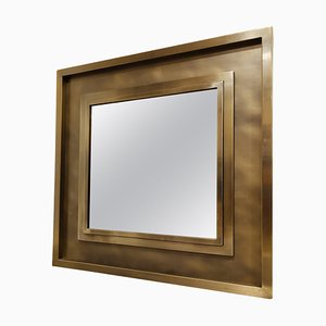 Large Mirror from Maison Jansen, 1970s