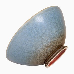 Mid-Century Ceramic Bowl by Sven Wejsfelt for Gustavsberg, Sweden