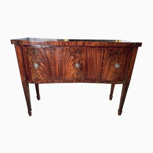 Antique Early Georgian Wine Cooler Console Table